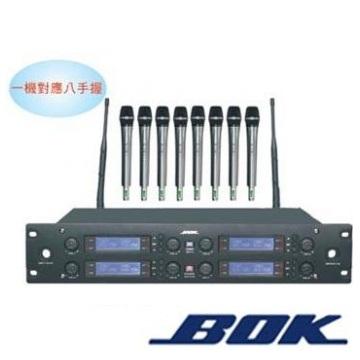 BOK UHF 八手握高頻率無線會議麥克風 AT-26H
