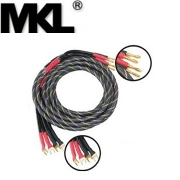 MKL 3米發燒喇叭線Y字-香蕉頭(3S10)(3S10)
