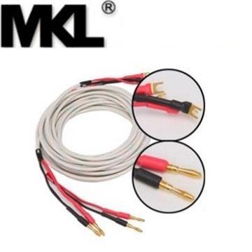 MKL 3米發燒喇叭線Y字-香蕉頭(Q3.4C)(Q3.4C)