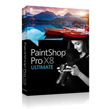 Corel PaintShop Pro X8 中文旗艦完整版