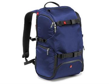 Manfrotto 專業級旅行後背包-藍