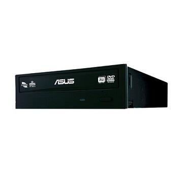 華碩 24X DVD燒錄機(黑)(DRW-24D3STA/BlK)