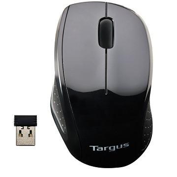 Targus W571光學無線滑鼠-黑(AMW571AP)