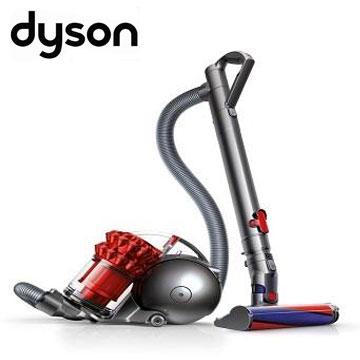 dyson Ball fluffy+圓筒式吸塵器(紅)(Ball fluffy+)