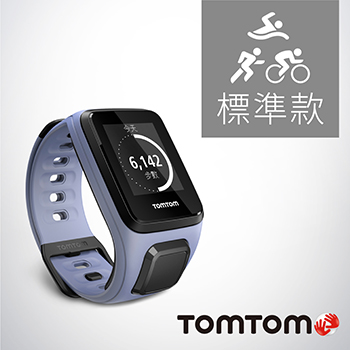 TOMTOM SPARK 健身運動手錶-細錶帶(SPARK GPS FIT PUR-S)