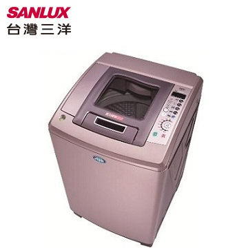 台灣三洋17公斤DD超音波變頻洗衣機(SW-17DV)