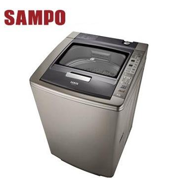 聲寶 17公斤PICO PURE單槽變頻洗衣機(ES-ED17P(K2))