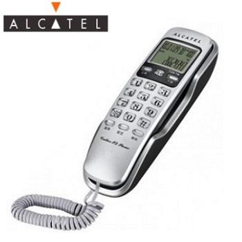 Alcatel 來電顯示有線桌壁兩用電話(T226 TW)
