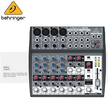 Behringer耳朵牌 XENYX混音器(1202FX)