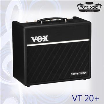 VOX 電吉他音箱/擴大機(VT20+)