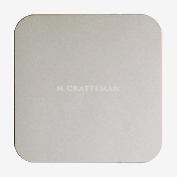 M.CRAFTSMAN USB-C集線器+SD讀卡機-銀(M-MyHUB-01-SL)