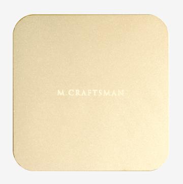 M.CRAFTSMAN USB-C集線器+SD讀卡機-金(M-MyHUB-02-GD)