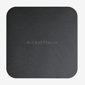 M.CRAFTSMAN USB-C集線器+SD讀卡機-黑(M-MyHUB-03-BK)