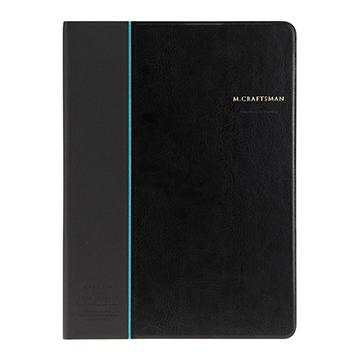 M.CRAFTSMAN iPad mini 4 多角度保護套-黑(DT(DX)IPM401-BK)