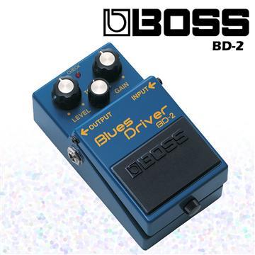 BOSS 經典藍調效果器Blues Driver(BD-2)