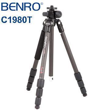 BENRO 百諾 C1980T 碳纖維三腳架(C1980T)