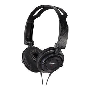 Panasonic RP-DJS150耳機-黑(RP-DJS150-K)