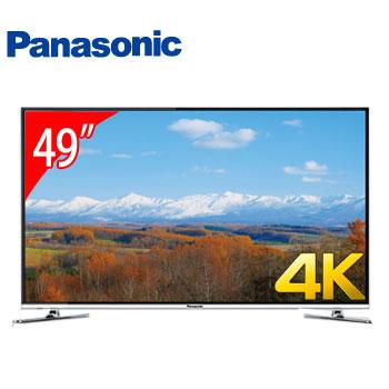 【福利品】Panasonic 49型4K LED 連網顯示器