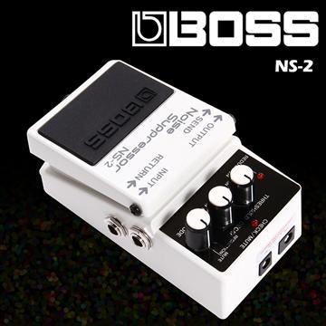 BOSS 雜音抑制器/電源供應器(NS-2)