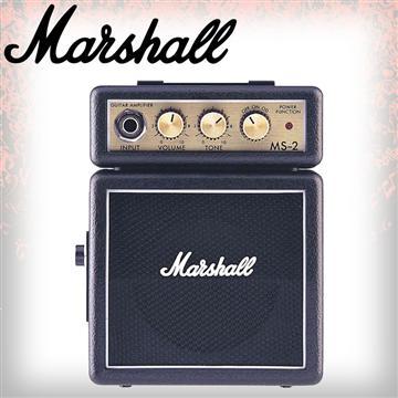 Marshall 迷你音箱(MS-2)