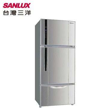 【福利品 】台灣三洋 528公升節能三門變頻冰箱