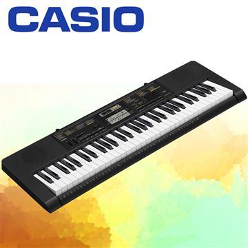 CASIO 61鍵電子琴+琴架(CTK-2400)
