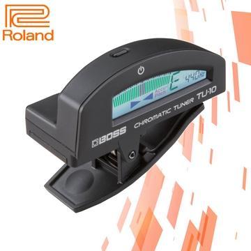 Roland 高度感應夾式調音器-鐵灰(TU-10)