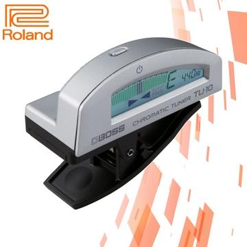 Roland 高度感應夾式調音器-銀(TU-10)