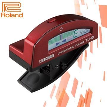 Roland 高度感應夾式調音器-紅(TU-10)