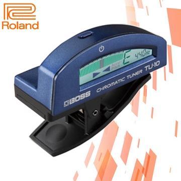 Roland 高度感應夾式調音器-藍(TU-10)