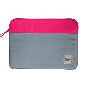 T.C.STAR 10吋雙色拉鍊式平板保護套-粉紅(BAG-SLE100PK)