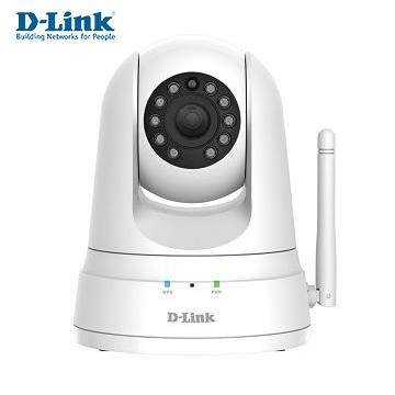 D-Link HD 百萬畫素可旋轉式無線網路攝影機