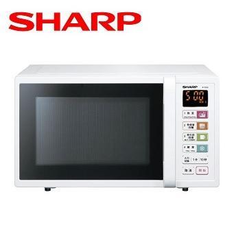 SHARP 25L微電腦微波爐(R-T25JS(W))