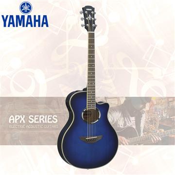 YAMAHA APX500III 電民謠吉他-藍(APX500III)