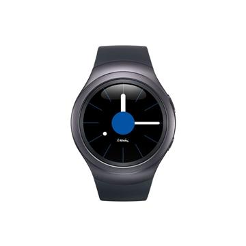SAMSUNG Gear S2 Sports智慧手錶-黑(R720BK)