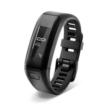 Garmin Vivo Smart HR腕式心率智慧手環-黑(Vivo Smart HR(黑))