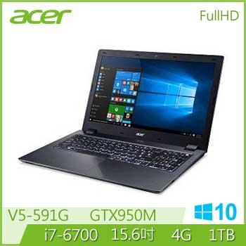 ACER V5-591G Ci7 GTX950 獨顯FHD(V5-591G-72XC(7200rpm))