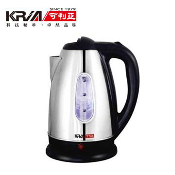 可利亞2L不銹鋼快煮壺 KR-387