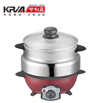 可利亞蒸煮烤三用料理火鍋(KR-816)