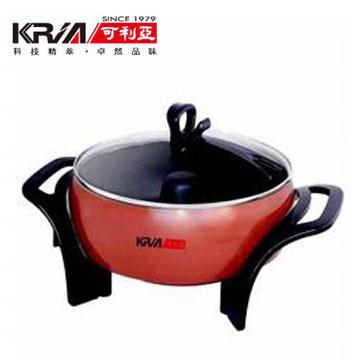 可利亞3D立體速熱電火鍋