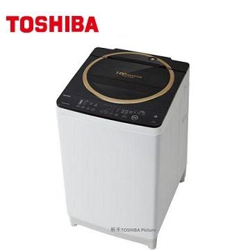 TOSHIBA 12公斤Magic Drum变频洗衣机(AW-DME1200GG)