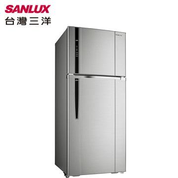 台灣三洋580公升節能變頻雙門冰箱(SR-B580BV)