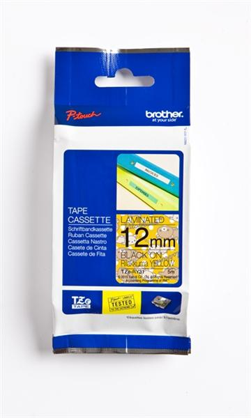 Brother 12mm拉拉熊标签带卡匣(TZe-RY31)