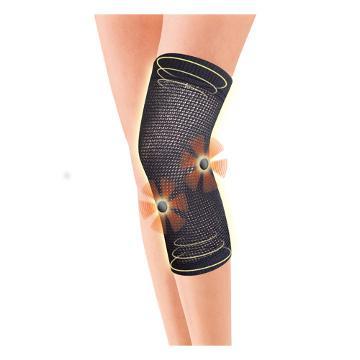 【樂齡網】鍺曼寧鍺磁石護膝(F1EE0010BLK0000)