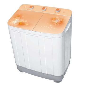 晶華ZANWA 金貝貝3.8KG雙槽洗衣機/洗滌機