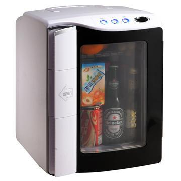 ZANWA晶华 20公升电子行动冰箱/小冰箱/冷藏箱(CLT-20AS-B)