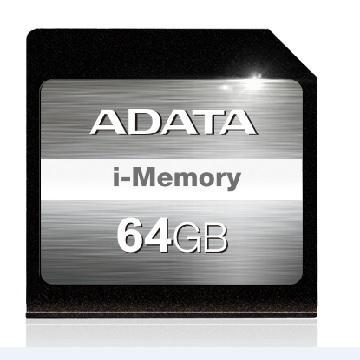 ADATA i-Memory 64G MAC專用擴充記憶卡(ASDX64GAUI3CL10-C)