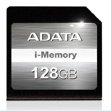 【MAC】ADATA i-Memory 128G 專用擴充記憶卡(ASDX128GAUI3CL10-C)