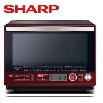 SHARP 31L 水波爐(紅)(R-HL5T)