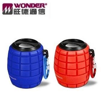 WONDER藍牙隨身音響(WS-T016U)